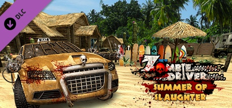 Zombie Driver + Summer of Slaughter DLC TINYISO