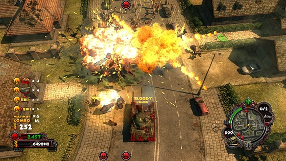 Zombie Driver XBLA/Steam Release Date