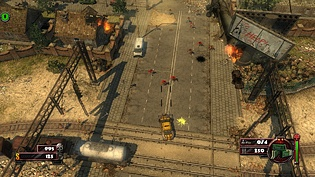 Zombie Driver PC GAME  Highly Compressed Fuull Rip Screenshot 2