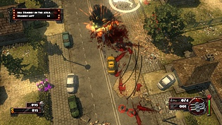 Zombie Driver PC GAME  Highly Compressed Cracked Screenshot